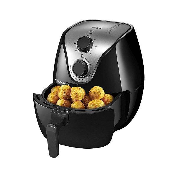 Fritadeira Elétrica sem Óleo 4 Litros Multilaser Air Fryer CE021