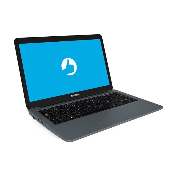 "Notebook Positivo Motion Core i3 4GB 1TB Tela 14"" HD I341TAi Linux Cobalt Gray - Positivo"