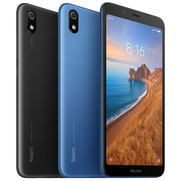 Smartphone Xiaomi Redmi 7A 32GB ROM e 2GB RAM Tela 5.45 Versão Global - Xiaomi