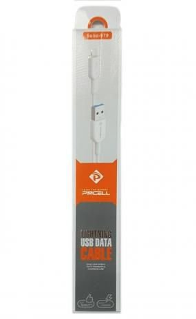Cabo Micro USB 1m Pmcell Solid 979 CB-11