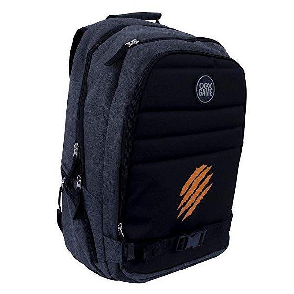 Mochila Backpack Iron Preto BK103 - Oex