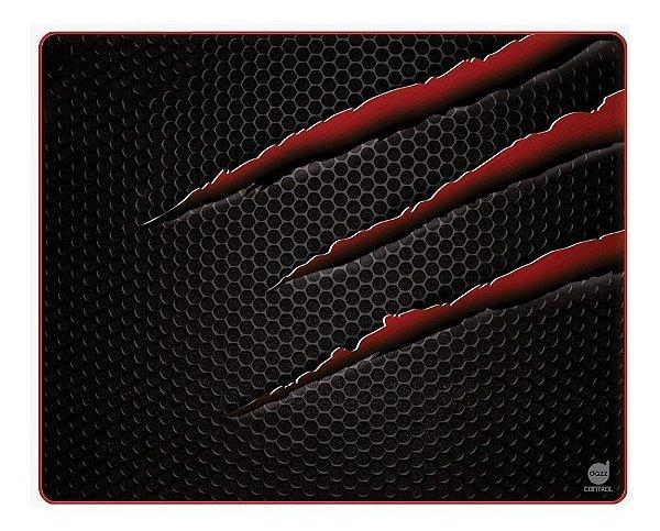 MousePad Gamer Nightmare Control G (450x350mm) 624939 - Dazz