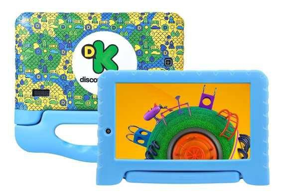 Tablet Discovery Kids 16gb Nb309 - Multilaser