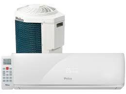 Ar Condicionado Split Philco 12.000 BTUs Quente/Frio PAC12000TQFM9 220V - Philco
