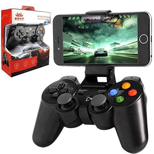 Controle Gamepad Knup KP-4039 Bluetooth - Knup