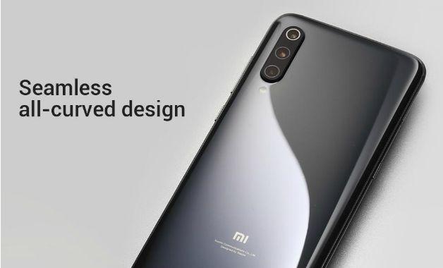 Smartphone Xiaomi Mi 9 128GB 6GB RAM Versão Global Black Piano