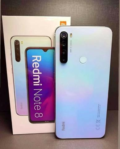 Smartphone Xiaomi Redmi Note 8 128GB Versão Global - Xiaomi