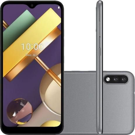 Smartphone LG  K22, 32GB, 2GB RAM, cinza