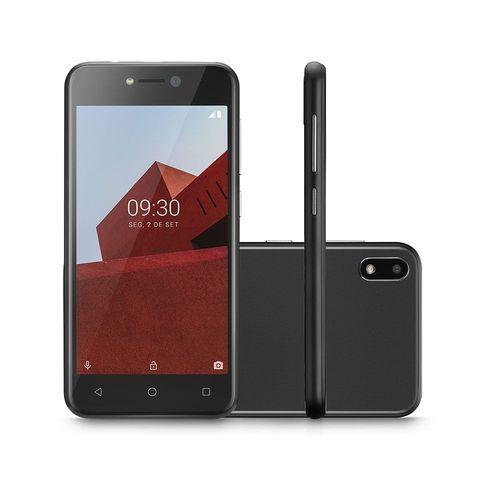 Smartphone Multilaser E Lite 32GB Tela 4.0 3G Quad Core Câmera traseira 5MP + 5MP frontal