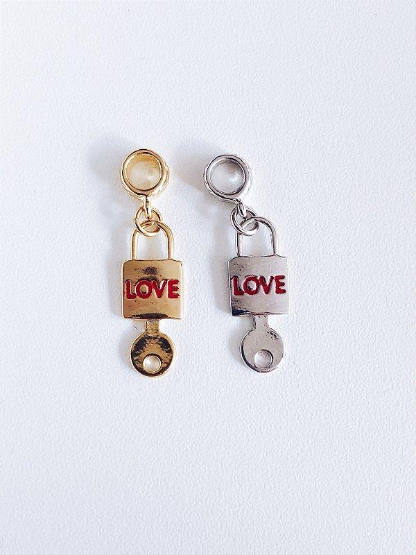 Berloque cadeado love