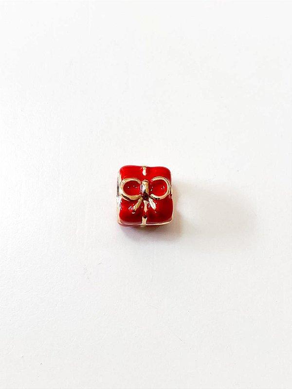 Separador presente vermelho