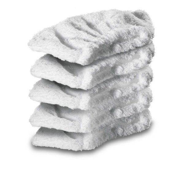 Panos em Algodão para Bocal com Cerdas (5 unidades)