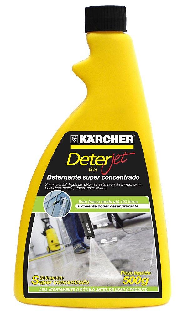Detergente Super Concentrado DeterJet 500ml