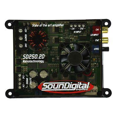 Soundigital SD250.2 (2 Canais)