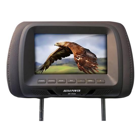 ENCOSTO 7 POL LCD AP703A AGUIA POWER - AUXILIAR