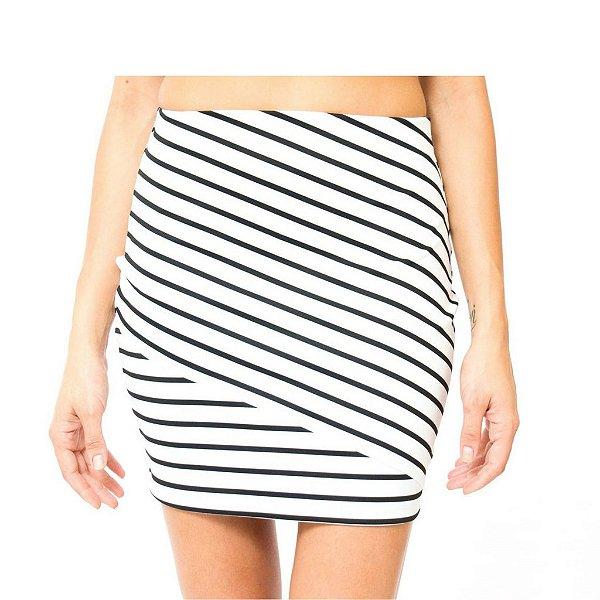 Saia Listras Branca - Comprar Roupas Online blusas d229779cb6a