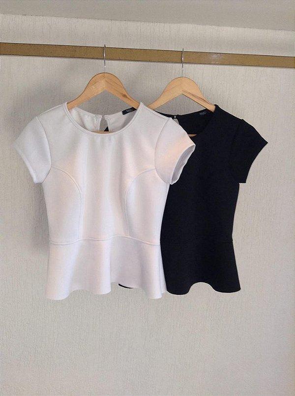 161cb64fe Blusa Peplum - Comprar Roupas Online blusas