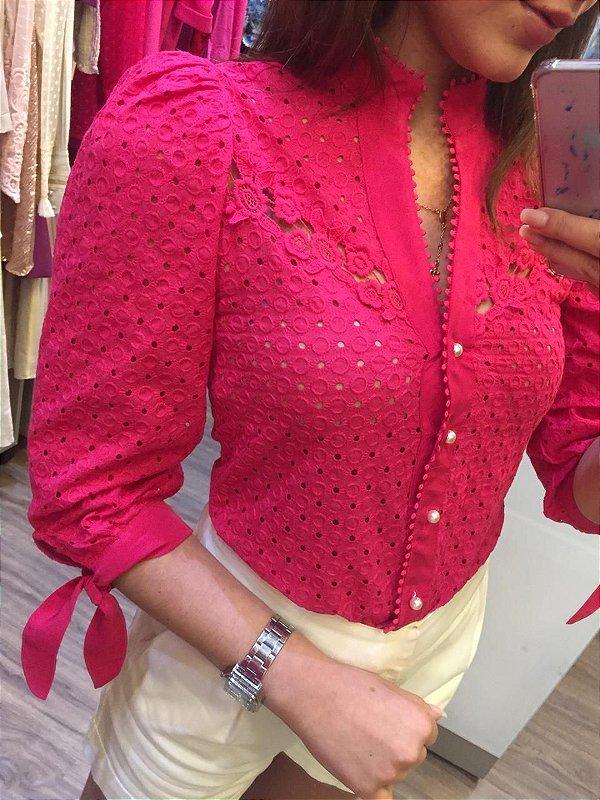 Camisa Lesie Pink