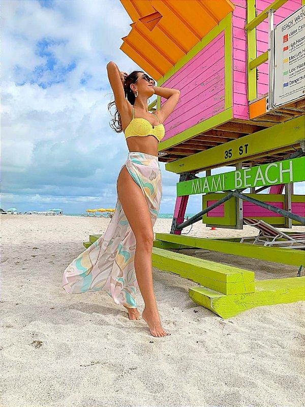 Saida Praia Melina
