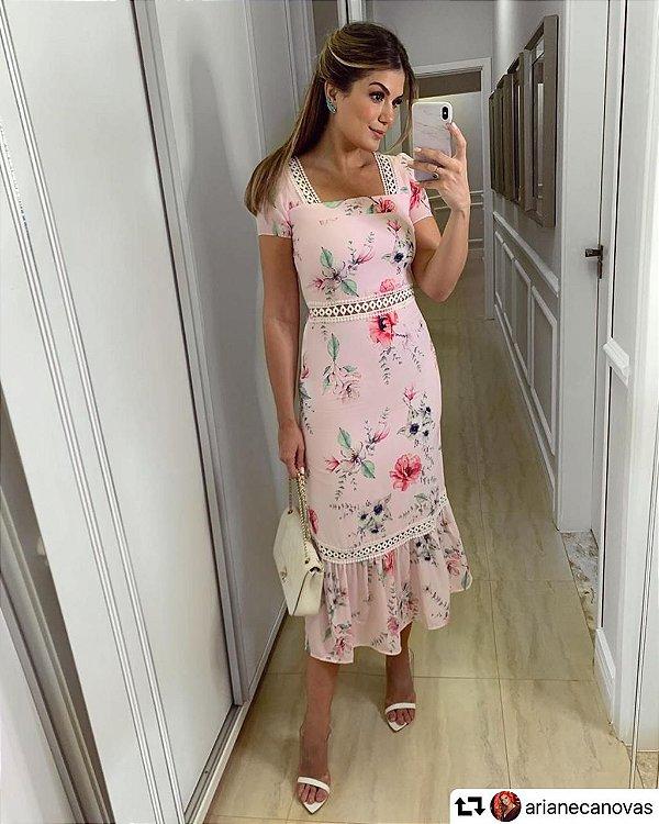 Vestido Mid Ariane
