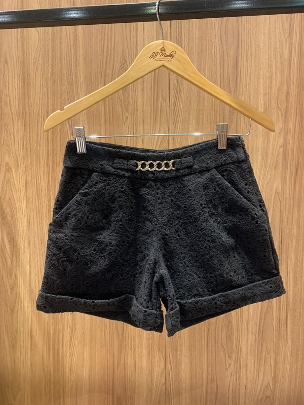 Shorts Black Bia