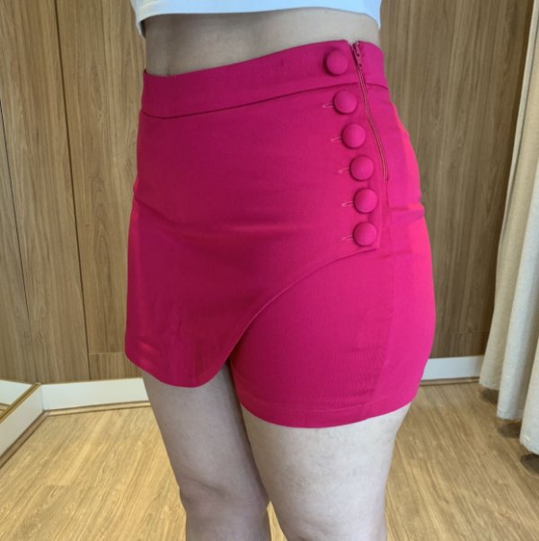 Shorts saia pink
