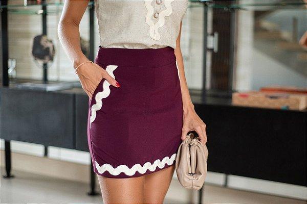 Shorts Saia aline