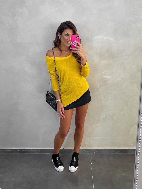 Pedrinha amarela