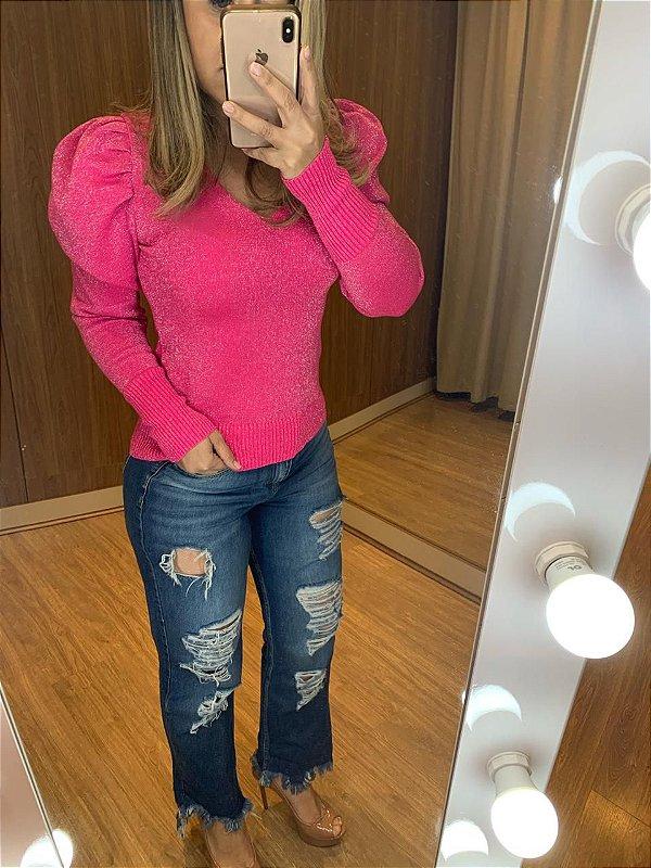 Calça Jeans Gisele