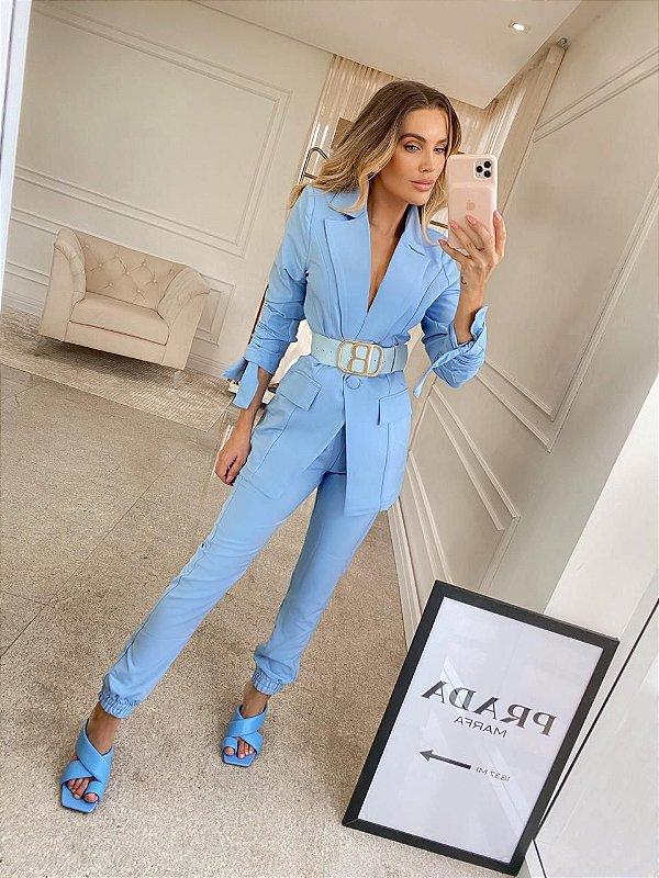 Calça Azul Anita