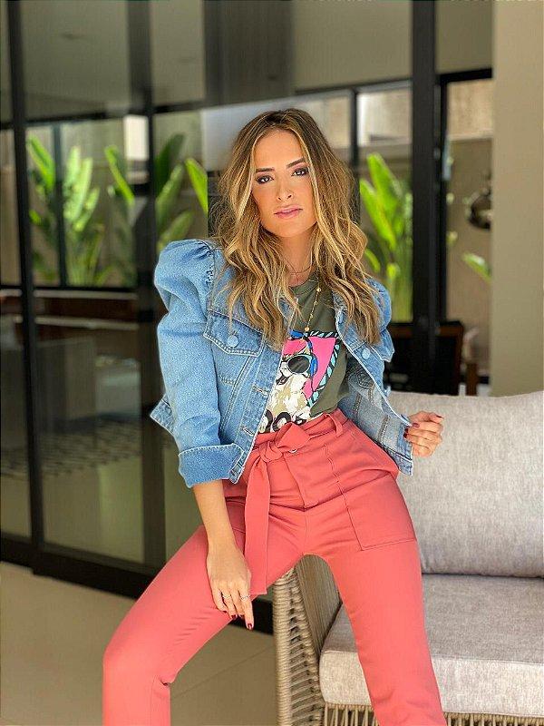 Jaqueta jeans Pamela