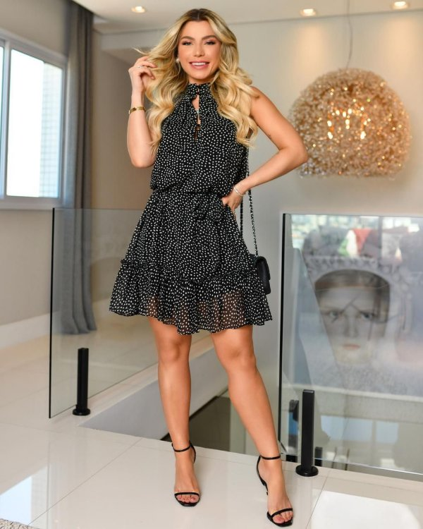 Vestido Liz