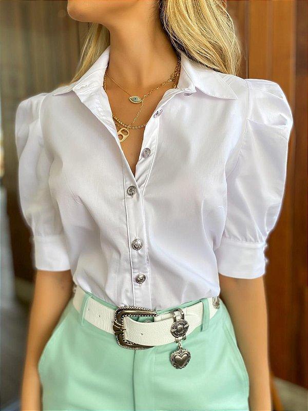 Camisa tricoline off