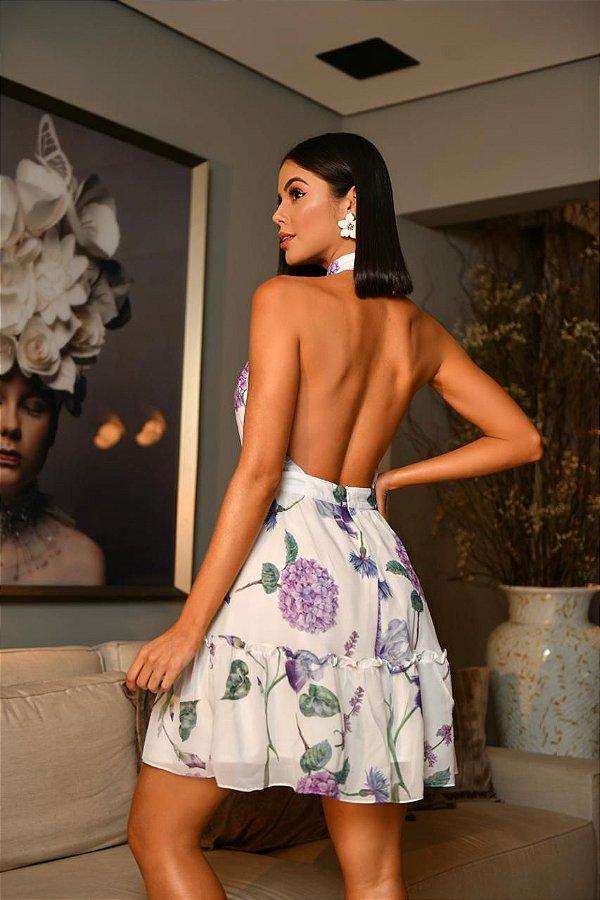 Vestido Fernanda Flores