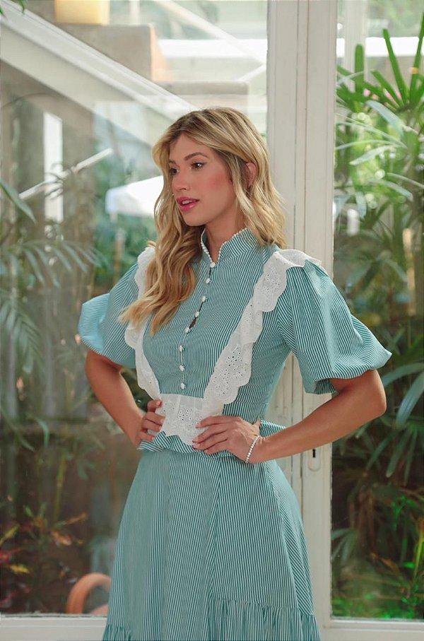 Blusa Alessandra