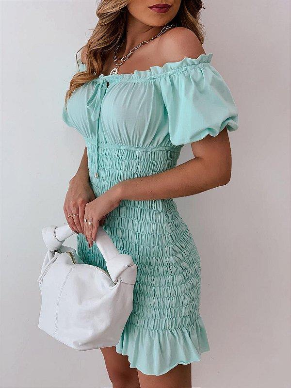 Vestido Clariça