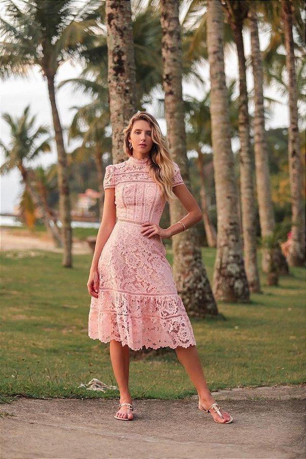 Vestido Mid Viviane