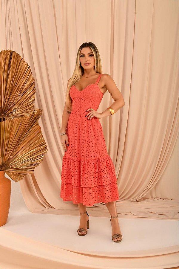 Vestido Mid Samara