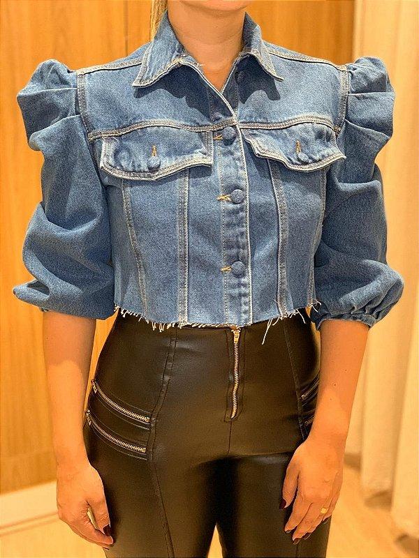 Jaqueta jeans Elaine