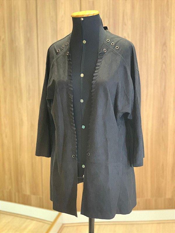 Kimono Suede