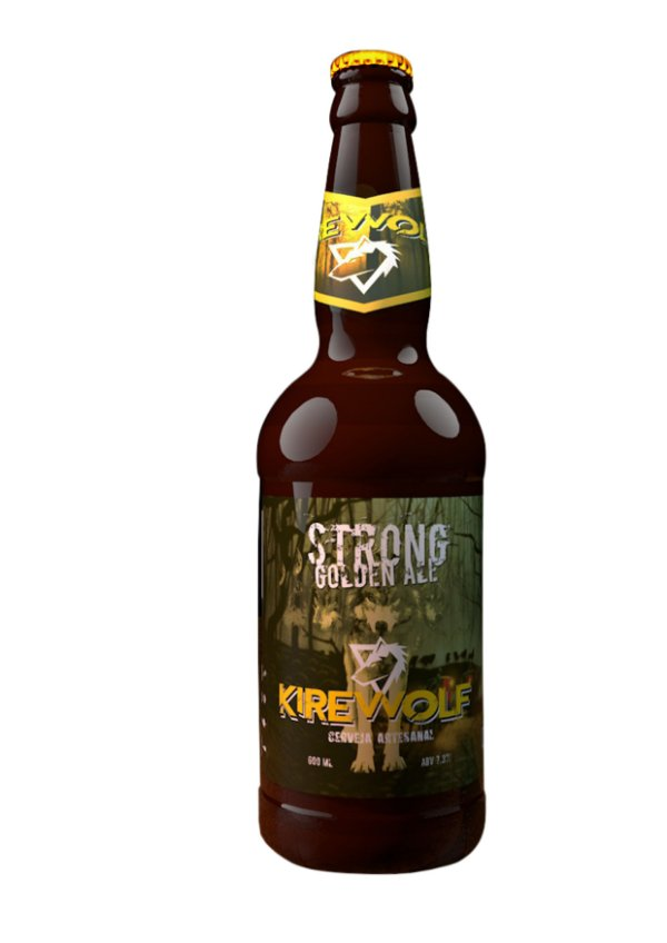 Strong Golden Ale
