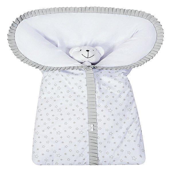 Porta Bebê Estampado Estrelinha