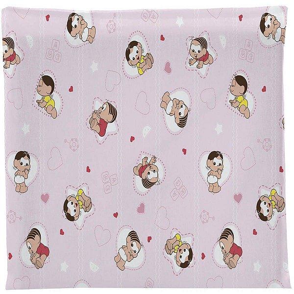 Travesseiro Para Bebê Antissufocante Estampado Monica e Magali