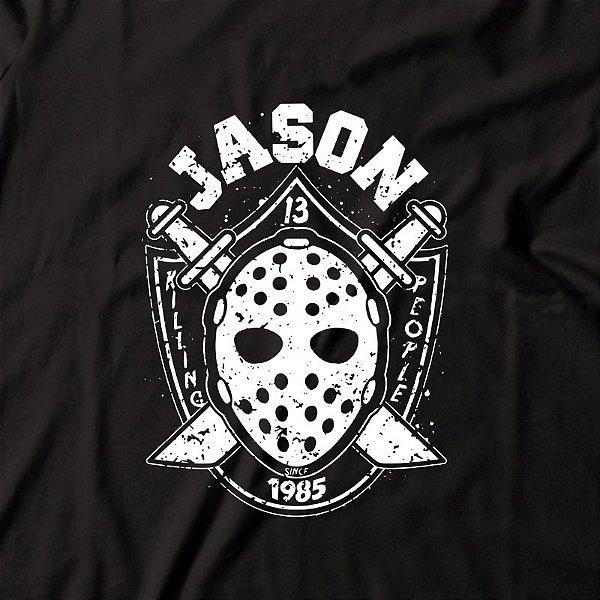 Camiseta Jason Voorhees