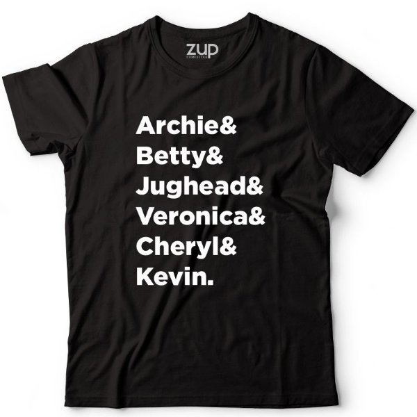 Camiseta Riverdale