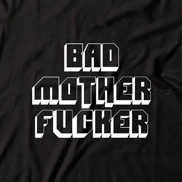 Camiseta Pulp Fiction Bad Mother Fucker