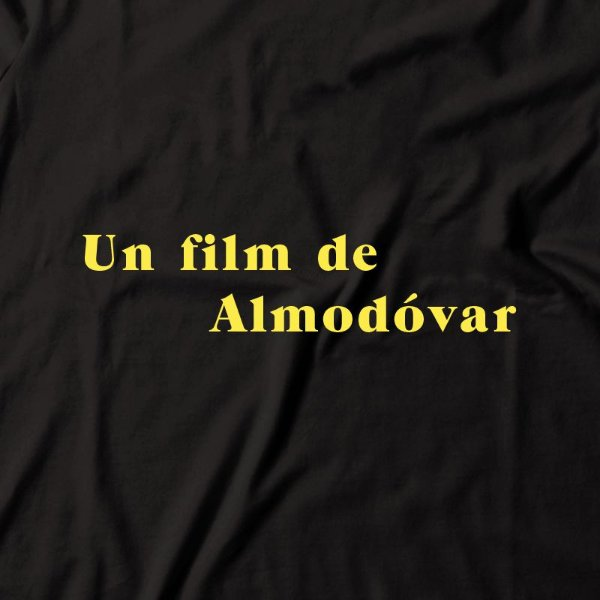 Camiseta Un Film de Almodóvar