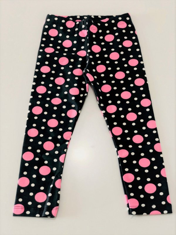 legging bolas rosa