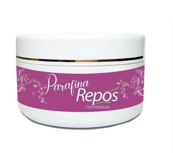 Parafina 250gr Repos - Lançamento - Spa para os  Pés E Mãos