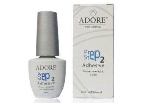 Prep Step 2 - Primer sem ácido Adore